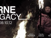 Bourne Legacy Facebook Cover