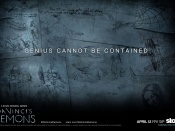 Da Vincis Demons Free Desktop wallpaper