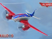Disneys Planes Wallpaper Bulldog Widescreen