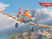Disneys Planes Wallpaper Dusty Widescreen