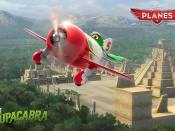 Disneys Planes Wallpaper El Chupacabra Widescreen