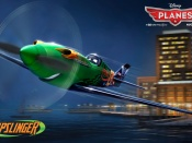 Disneys Planes Wallpaper Ripslinger Widescreen