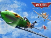 Disneys Planes Wallpaper Trio Widescreen
