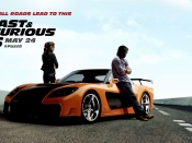 Fast and Furious 6 free desktop wallpaper