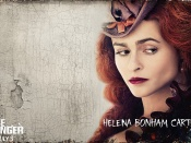 Helena Bonham Carter as Red in Disney Lone Ranger
