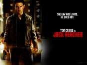 Jack Reacher Tom Cruise desktop wallpaper