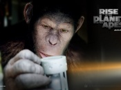 rise of the planet of the apes wallpaper2 1680